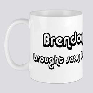 Sexy: Brendon Mug