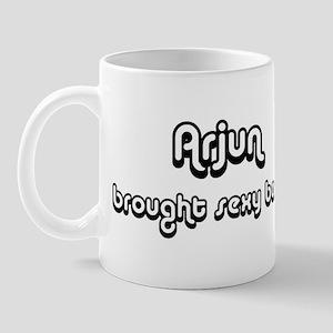 Sexy: Arjun Mug