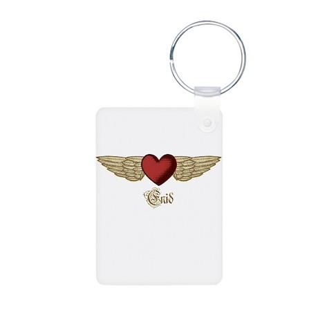 Enid the Angel Keychains