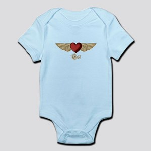 Enid the Angel Body Suit