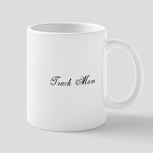 Track Mom - Team Mom Mug