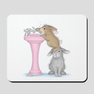 Bunny Lift Mousepad