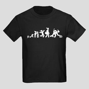 Curling Kids Dark T-Shirt