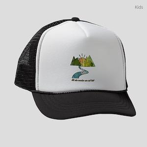 Wander Kids Trucker hat