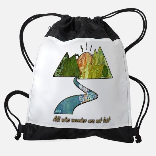Wander Drawstring Bag