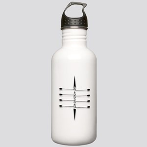 Oarsome! Stainless Water Bottle 1.0L