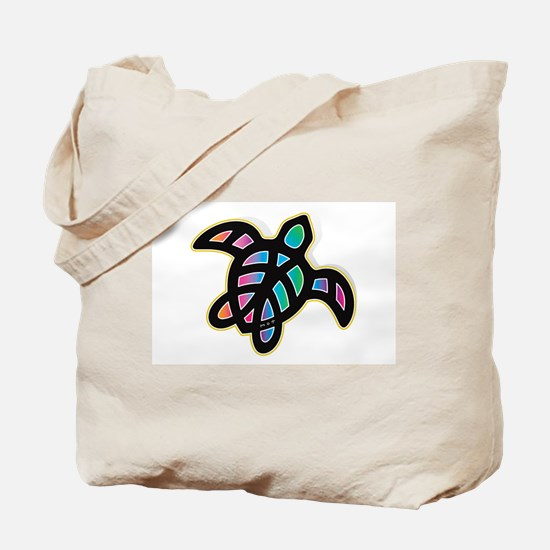 see turtle heart Tote Bag
