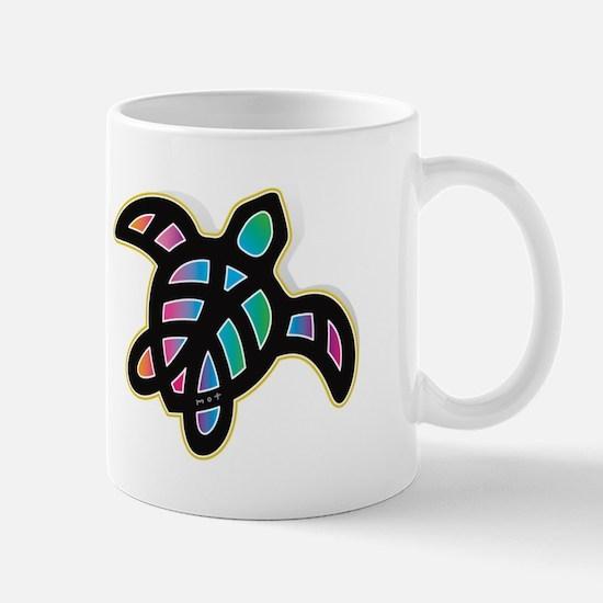 see turtle heart Mug