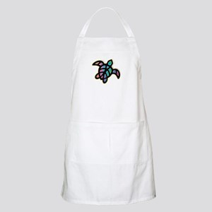 see turtle heart Apron
