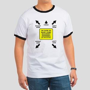 Reassemble Base Jumping Funny T-Shirt T-Shirt
