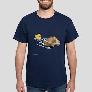 Toller Ducky Dark T-Shirt