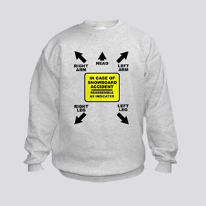 Reassemble Snowboarding Snowboard Funny T-Shirt Sw
