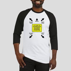 Reassemble Snowboarding Snowboard Funny T-Shirt Ba