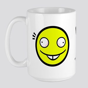 """Wake Up Chinky!"" Large Mug"