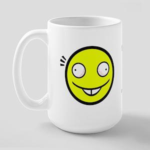 """""""Wake Up Chinky!"""" Large Mug"""