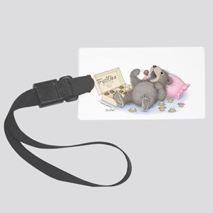 Beary Full of Truffles Luggage Tag