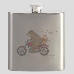 Honey on the Run Flask