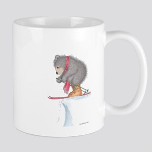 To Ski or Not to Ski Mug