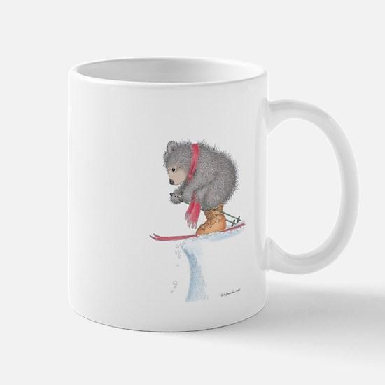 To Ski or Not to Ski Mug