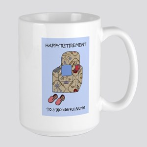 Nurse Happy Retirement Mugs
