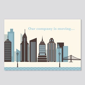 Business Moving Postcards (Package of 8)