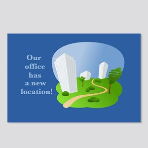 Office New Address Postcards (Package of 8)