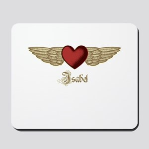 Isabel the Angel Mousepad