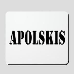Apolskis - Prison Break Mousepad