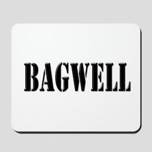 Bagwell - Prison Break Mousepad