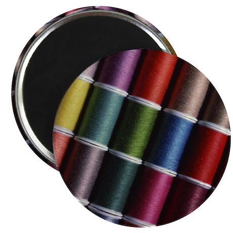 Thread Round Magnet