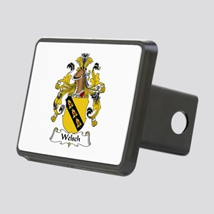 Welsch Rectangular Hitch Cover