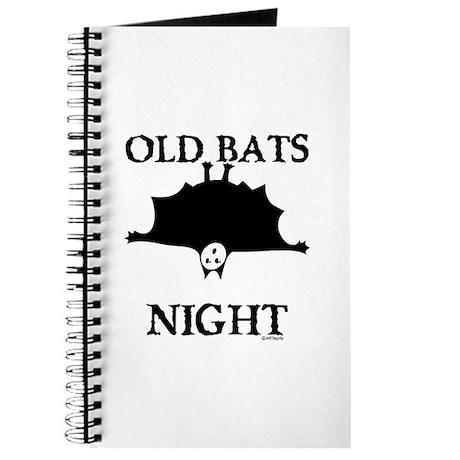Old Bats Night Journal