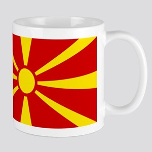 Flag of Macedonian Mug