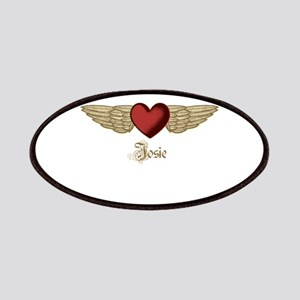 Josie the Angel Patches