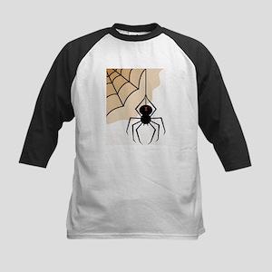 Spider Drops Kids Baseball Jersey