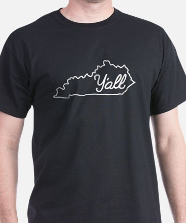 Kentucky Y'all T-Shirt