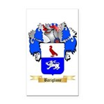 Bariglione Rectangle Car Magnet