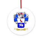 Bariglietti Ornament (Round)