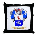 Barial Throw Pillow