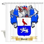 Barial Shower Curtain