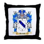Barfold Throw Pillow