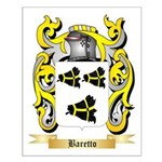 Baretto Small Poster