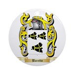 Baretto Ornament (Round)