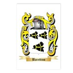Barettino Postcards (Package of 8)