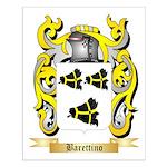 Barettino Small Poster