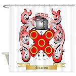 Bareon Shower Curtain