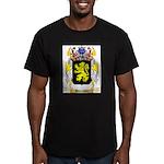 Barenholz Men's Fitted T-Shirt (dark)