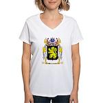 Barenholz Women's V-Neck T-Shirt