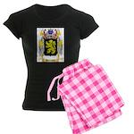 Barenholz Women's Dark Pajamas