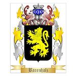 Barenholz Small Poster